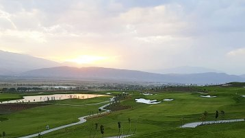 Ashgabat Golf Club (Ashgabat, Turkmenistan) - Jack Nicklaus Signature Design Golf Project